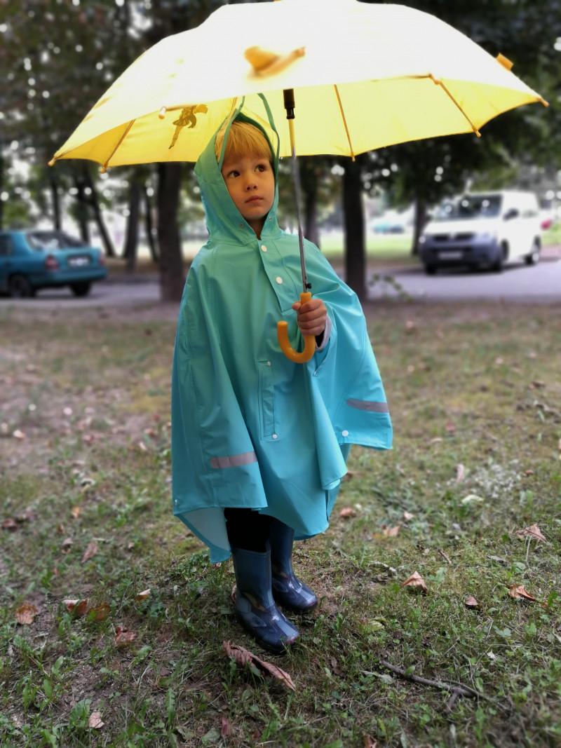 Дорого-богато. Детский плащ-дождевик от Xiaomi 7-th п.18