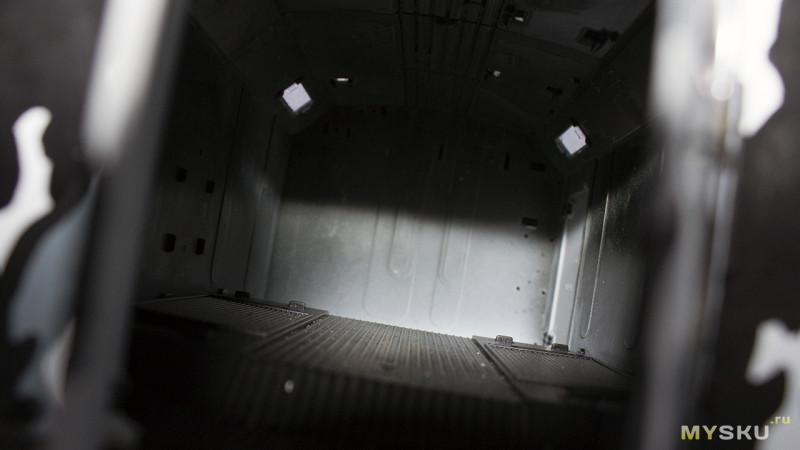 Радиоуправляемый Урал 6х6 WPL B36 1/16