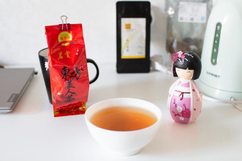 """Божественный тайваньский улун """"Восточная красавица"""""""