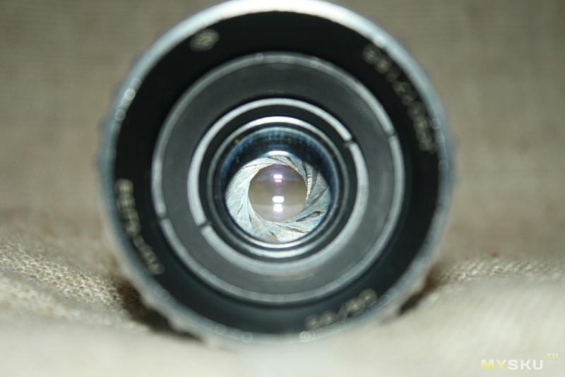 Объектив от фотоувеличителя Вега 11У. Хорошее макрофото недорого, но с приключениями