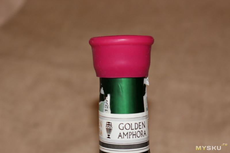 Брелок-штопор и силиконовая пробка для бутылки. Праздник, который всегда с тобой