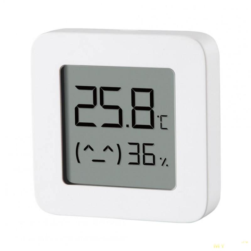 3 беспроводных умных комнатных термометра/гигрометра Xiaomi Mijia за $ 8 + доставка
