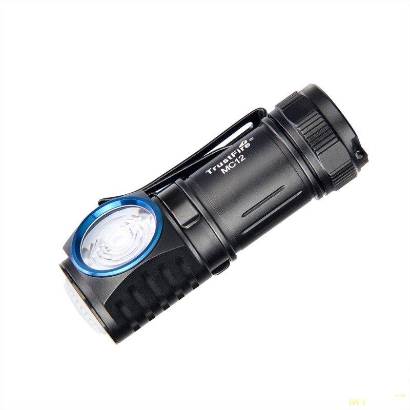 Налобный фонарь TRUSTFIRE MC12 за .99 (+ доставка 2.24)