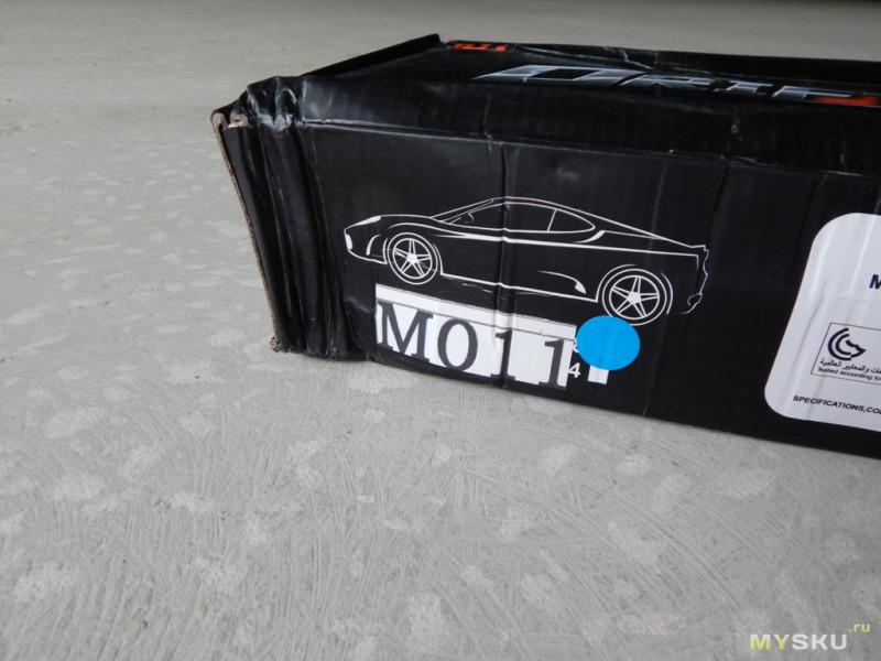 """Полноприводный автомобиль """"MO11"""" 2.4GHz 1/16 4WD"""