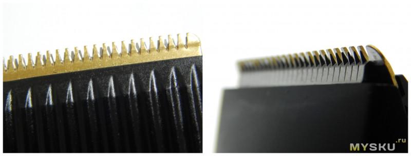 Аккумуляторная машинка для стрижки волос Kairui HC-001