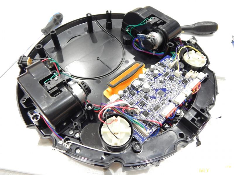 Бюджетный робот пылесос Midea R1-L085B