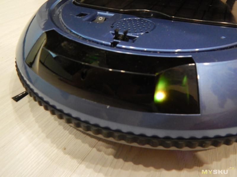 Робот пылесос Sailing QH8