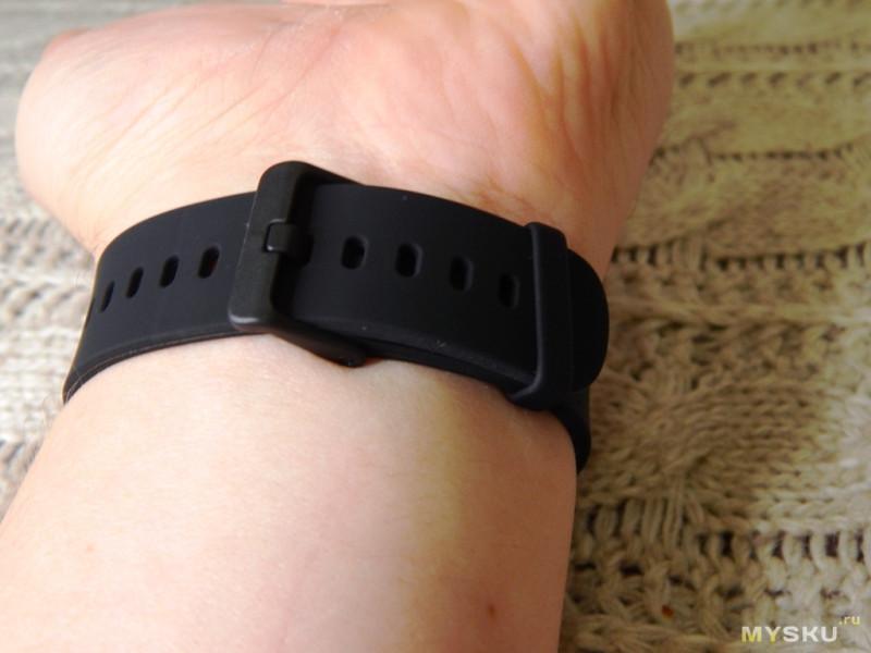 Часы Xiaomi Amazfit Bip приятный долгожитель