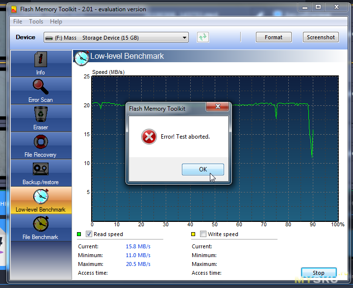 Карта памяти SanDisk Micro SD А1 16GB, а где же скорость?