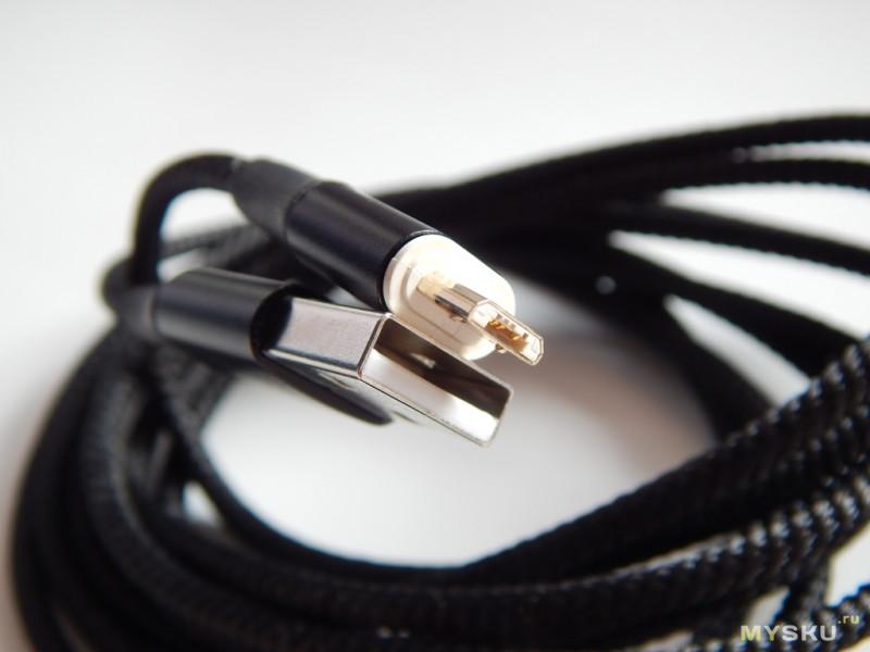 Магнитный Usb-кабель SUNPHG