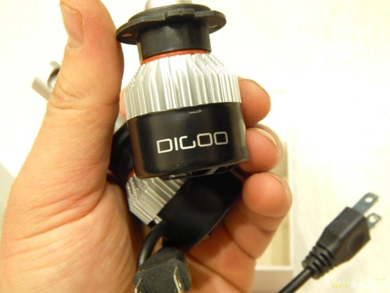 Светодиодные лампы Digoo DG-S2 H7