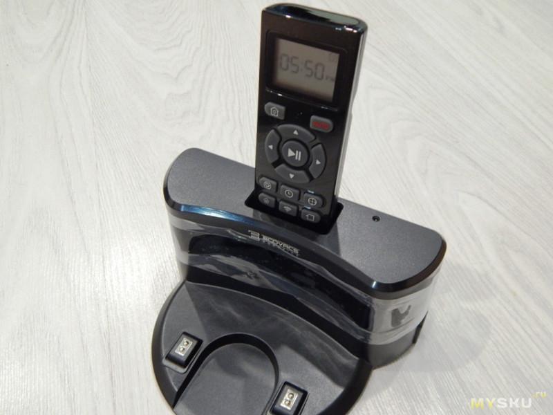 ECOVACS Deebot N79S - робот-пылесос с поддержкой Wi-fi и управлением со смартфона