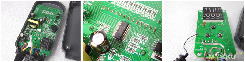 Программируемый регулятор температуры InkBird ITC-306T