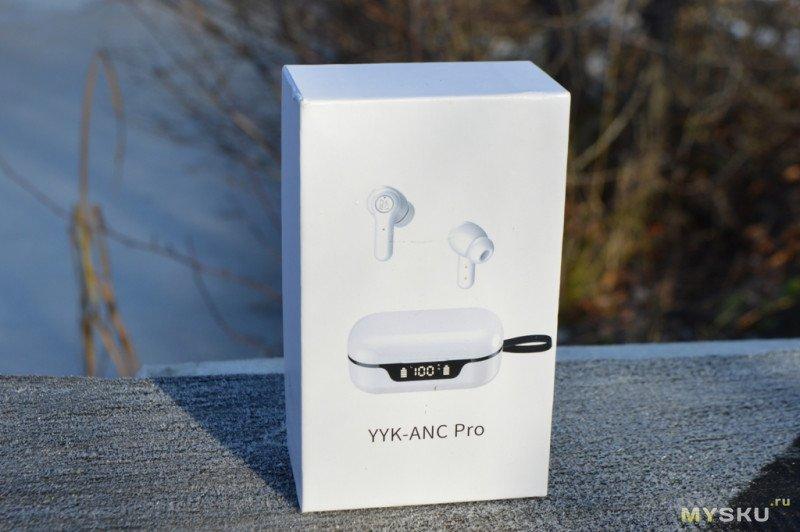 Беспроводная гарнитура YYK-ANC Pro с активным шумоподавлением