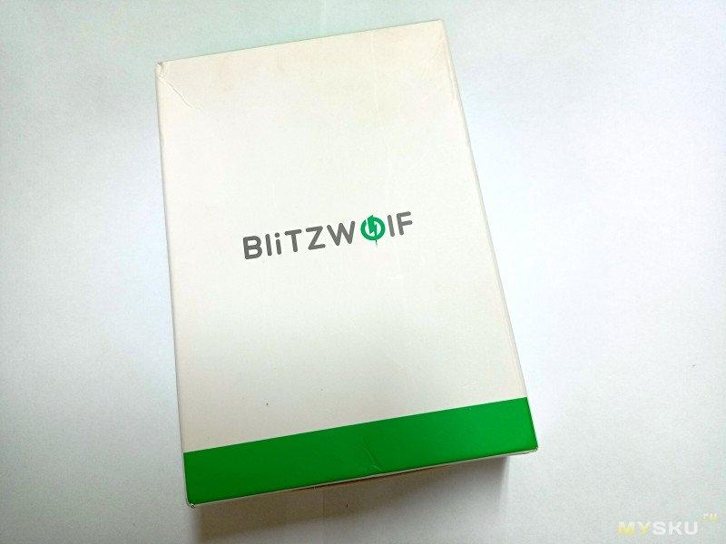 """Большая """"флешка"""" BlitzWolf® BW-PHDD1 на 1 Тб"""