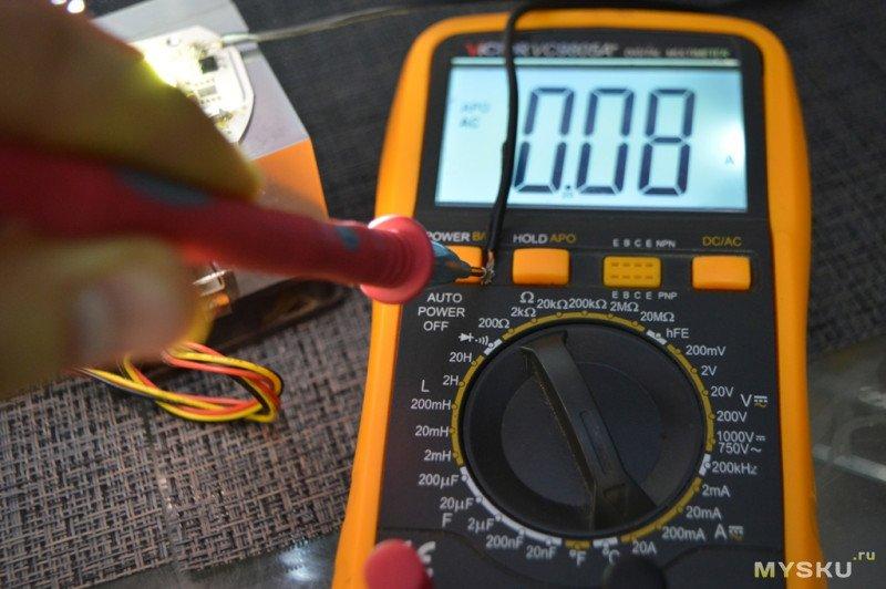 Светодиоды в прожектор на 50Вт, да не брехня