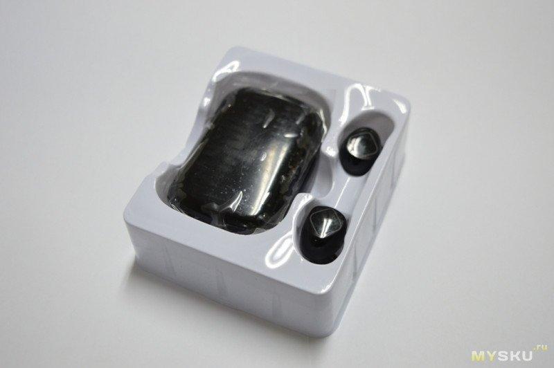 Беспроводные TWS наушники вкладыши M10B с емким аккумулятором