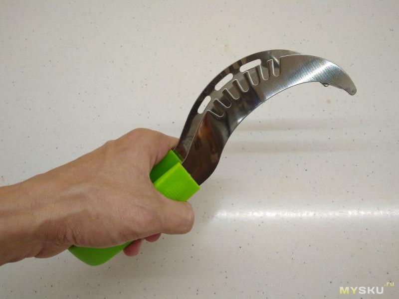 <span>Арбузный нож. Зачёт !</span>