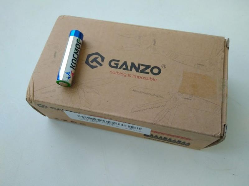 Мультитул GANZO G202B  10 в 1. Доработка и купон на скидку 9$