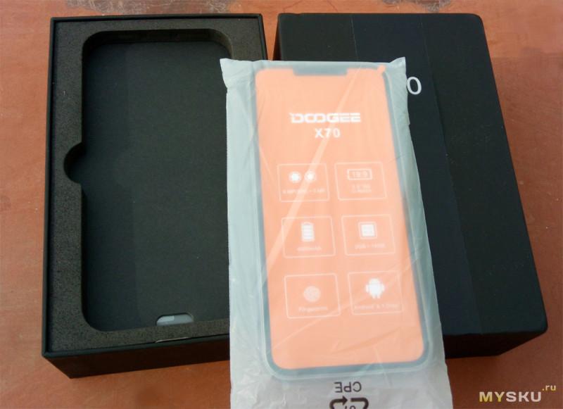 Doogee X70 претендент не только на роль резервного смартфона, но и основного …