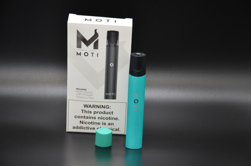 MOTI POD Starter Kit: стартовый набор перезаправляемых подов