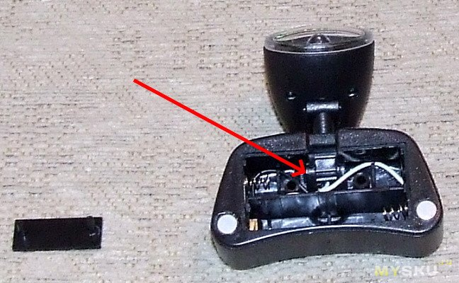 Бинокулярная лупа для пайки с налобным креплением. Небольшой DIY