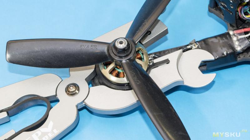 Мультитул дрон-рейсера и антенны от FPVmodel