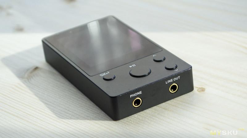 Плеер xDuoo Nano D3 – миниатюрная мощность
