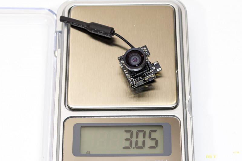 Модернизируем RC машинку для FPV покатушек с помощью микрокамеры – LST S2