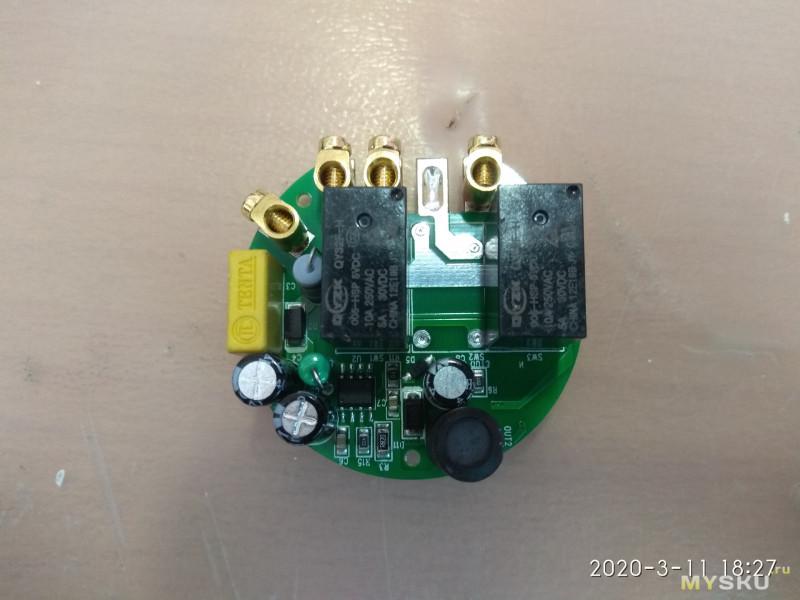 Умные сенсорные выключатели
