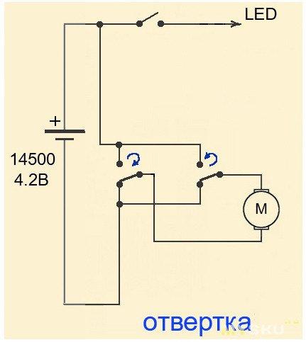 Модернизация отвертки Jakemy JM-Y03