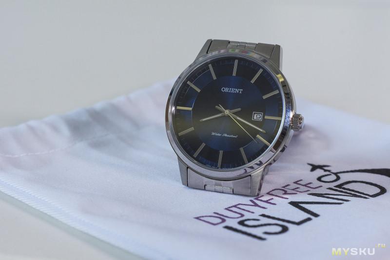<span>Обзор кварцевых японских часов ORIENT, модель FUNG8003D0</span>