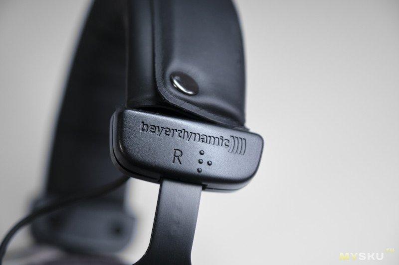 Студийные наушники Beyerdynamic DT 770 Pro 80 Ohm