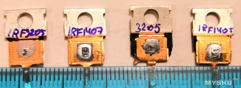 Стоит ли покупать мощные транзисторы на AliExpress?