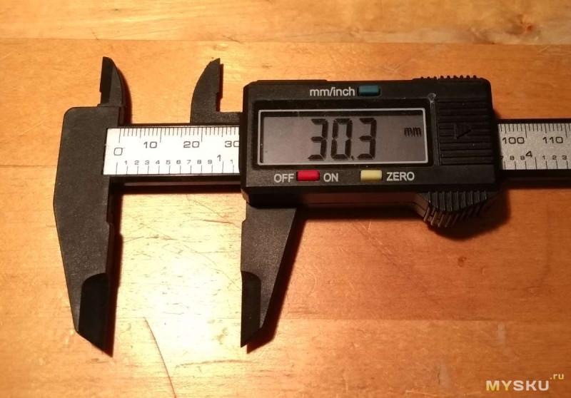 Лазерный интерференционный микрометр из подручных материалов