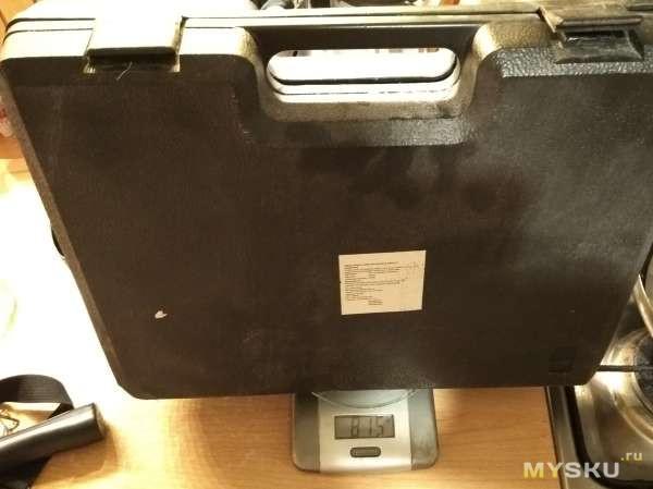 Портативные весы-безмен на 40 кг