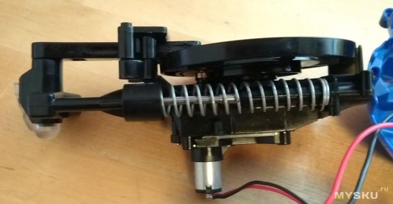 RH803A - забавный прыгмобиль на радиоуправлении