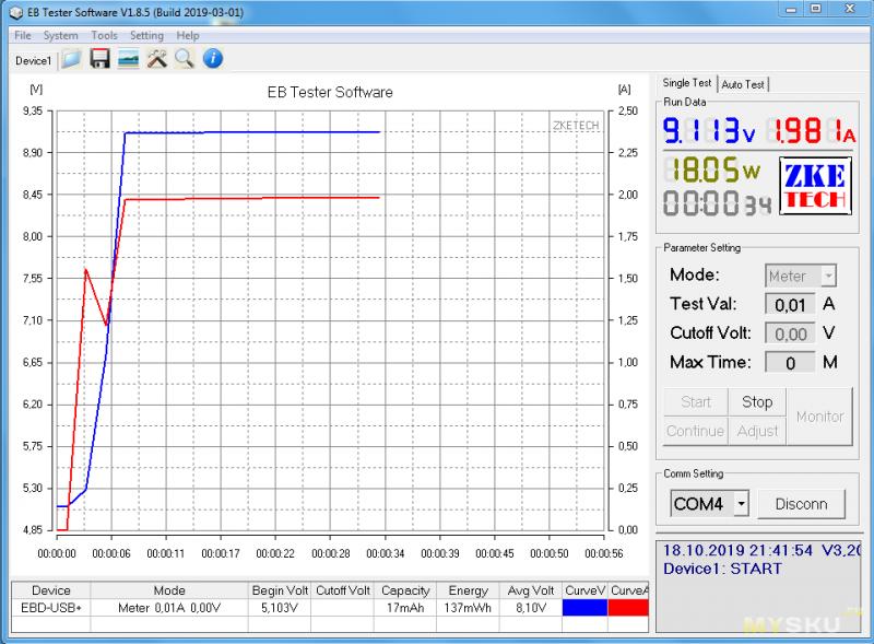 Красивый и функциональный внешний аккумулятор Baseus PPDMNA aka Adaman - 20000mAh, QC 4.0, PD 3.0, SCP и пр.