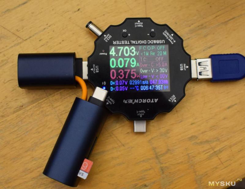 Универсальный кардридер Baseus - USB 3.1 TypeC+TypeA в неожиданном дизайне для дамской сумочки