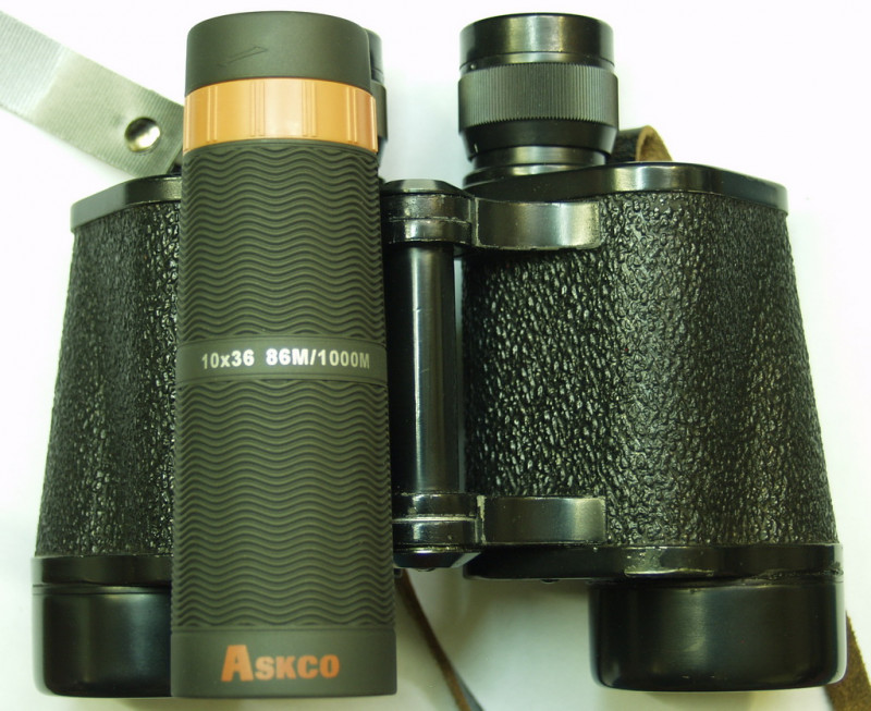 Монокуляр Askco 9x32 - обзор