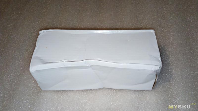 Общий вид коробки