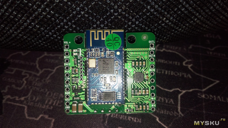 Qualcomm CSR8645 с bluetooth. Установка модуля в автомагнитолу Alpine CDA-9883R.
