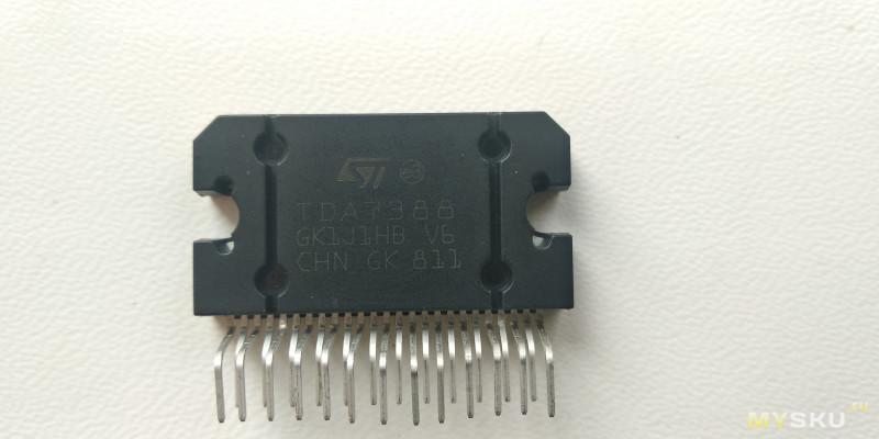 Китайская 2Din (7018plus) магнитола.Установка его в Москвич