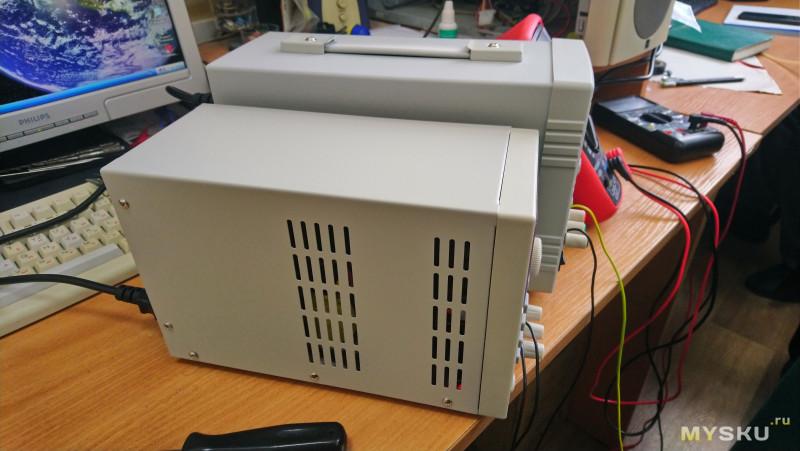 Лабораторный блок питания Owon P4305 (небольшой обзор)