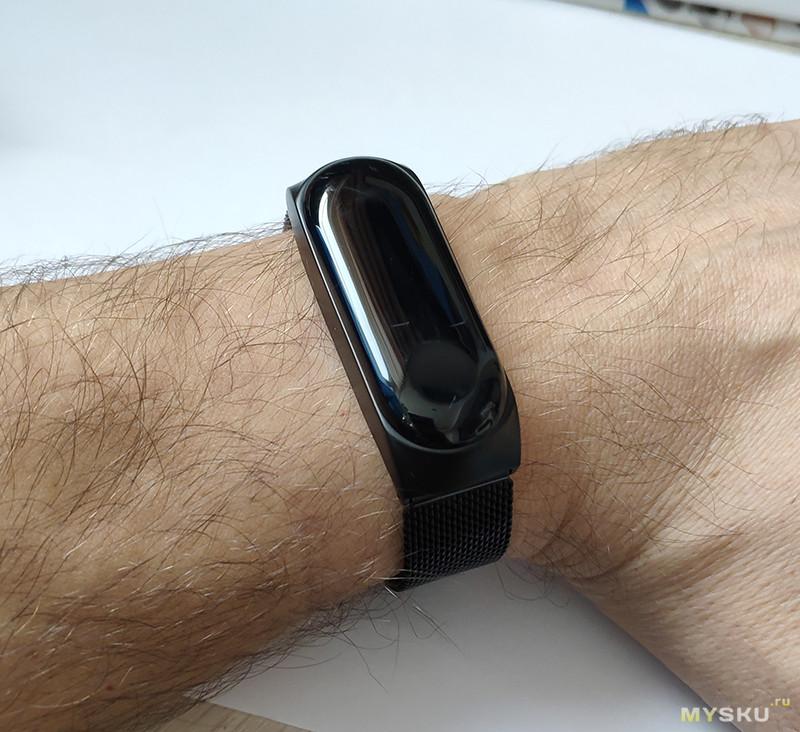 Неоригинальный металлический браслет для Xiaomi Band 3. Здорово и вечно?