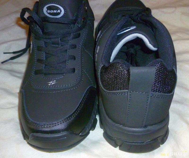 демисезонные трекинговые кроссовки Bona