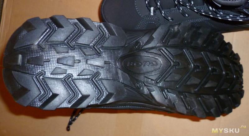 Зимние ботинки Bona, самая дешевая модель