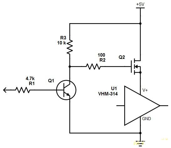 Bluetooth стерео аудио модуль VHM-314