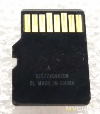 Карта памяти Sandisk Micro SD 16 GB