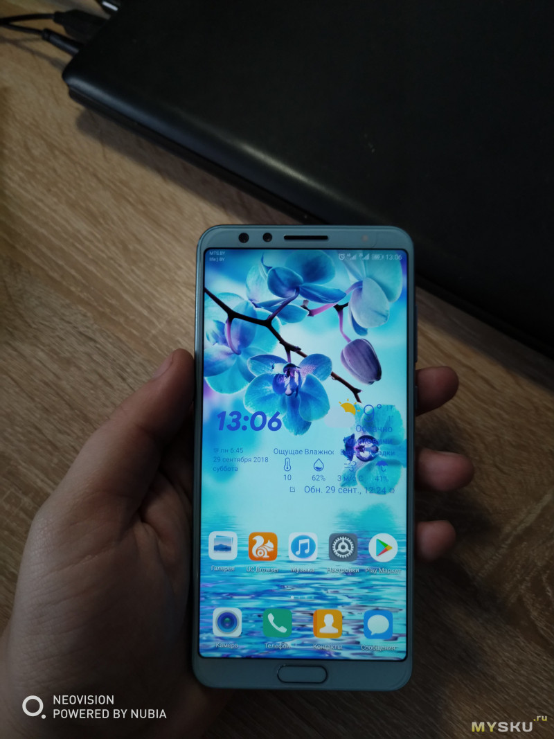 Обзор смартфона Huawei Nova 2S.